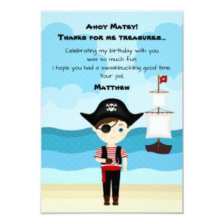 Pirate Boy Card