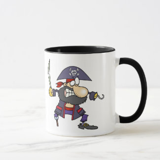 Pirate Buccaneer - Just Add Rum Mug