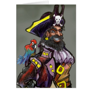 Pirate Card