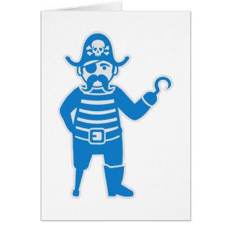 Pirate Carte De Vœux