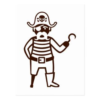 Pirate Carte Postale