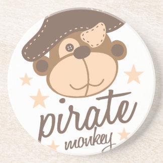 Pirate cartoon cool coaster