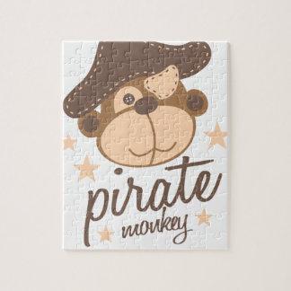 Pirate cartoon cool jigsaw puzzle