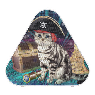 pirate cat blueooth speaker