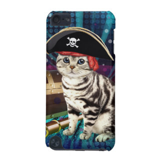 pirate cat iPod touch 5G covers