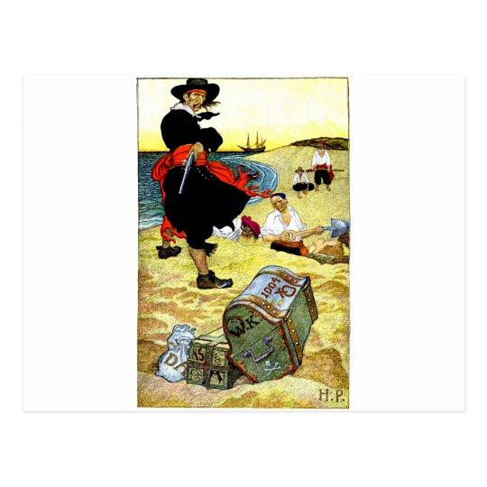 pirate-clip-art-4 postcard