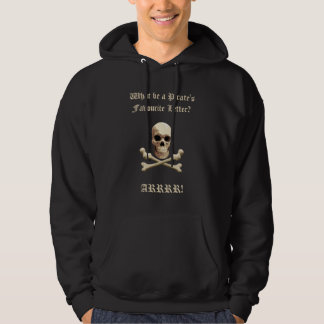 Pirate Club Hoodie