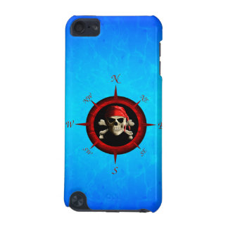 Pirate Compass Rose iPod Touch 5G Case
