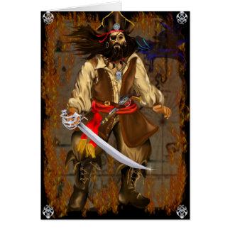 Pirate Contest 2007 Card