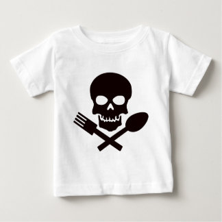 Pirate Cook Baby T-Shirt