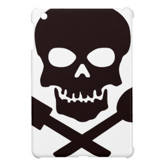 Pirate Cook iPad Mini Cover