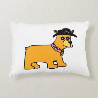 Pirate Corgi Pillow