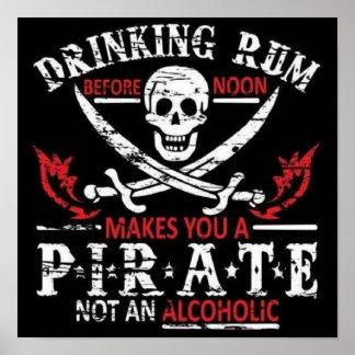 Pirate credo poster
