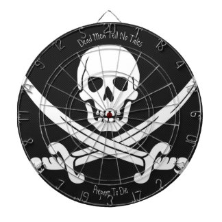 Pirate Dart Board