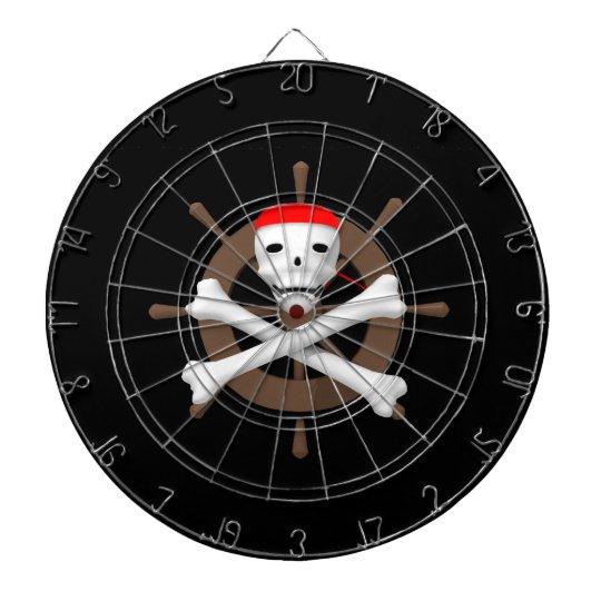 Pirate Dart Board