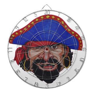 pirate dartboard