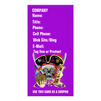 Pirate Days Lake Charles, Louisiana. 30 Colors Photo Card