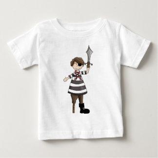pirate de Cheville-jambe T-shirt Pour Bébé