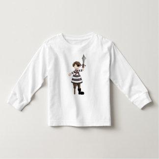 pirate de Cheville-jambe T-shirt Pour Les Tous Petits