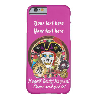Pirate Device Cases IMPORTANT Read About Design Barely There iPhone 6 Case