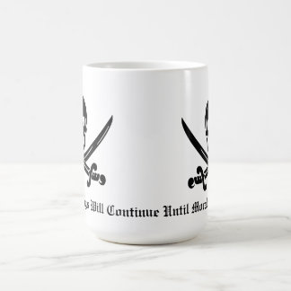Pirate Discipline Coffee Mug