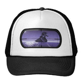 Pirate Duck Torpedoed Trucker Hat