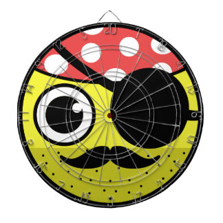 Pirate Face Dartboard