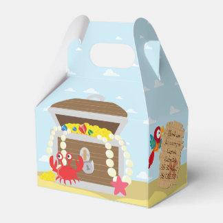 Pirate Favour Box Favor Boxes