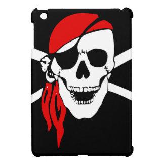 Pirate Flag Bones Skull Danger Symbol Case For The iPad Mini