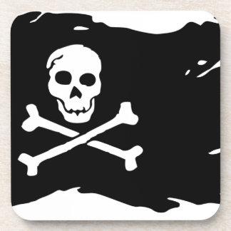 Pirate Flag Coaster
