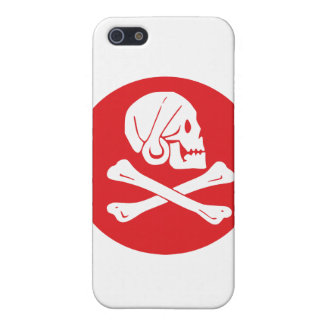 Pirate Flag Cover For iPhone 5/5S