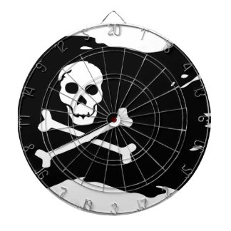 Pirate Flag Dartboard
