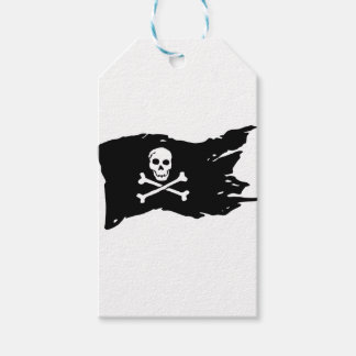 Pirate Flag Gift Tags
