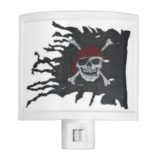 """Pirate flag"" Night Lites"