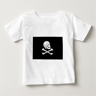 Pirate Flag Of Henry Every Baby T-Shirt