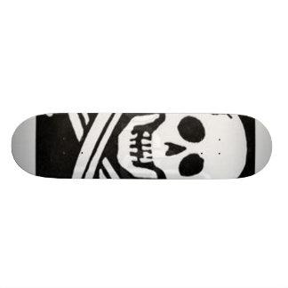 pirate-flag skateboard