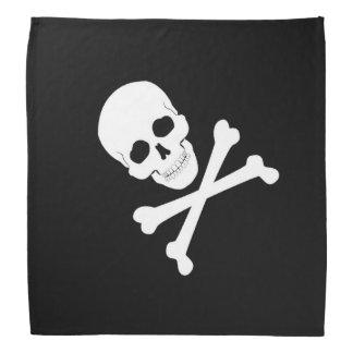 Pirate Flag Skull and Crossbones Jolly Roger Bandannas
