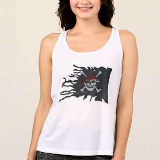 Pirate Flag Tank Top