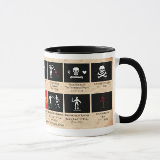 Pirate Flags Coffee Mug