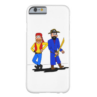 Pirate Friends iPhone Case