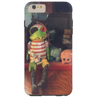 Pirate Frog And Pals Tough iPhone 6 Plus Case