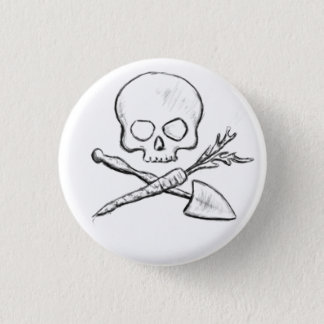 Pirate Gardener Pins