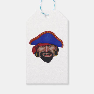 pirate gift tags