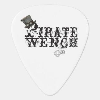 Pirate Girl Guitar Pick