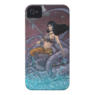 Pirate Girl iPhone 4 Cover