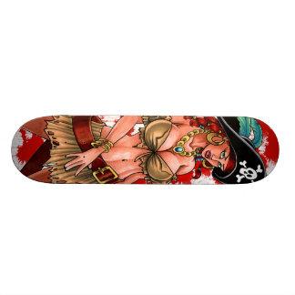Pirate Girl Skateboard