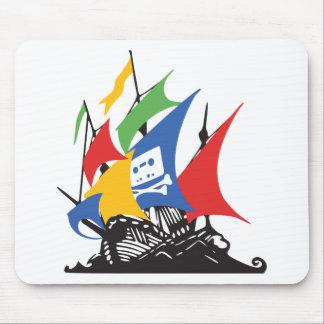 Pirate Google Mouse Mat