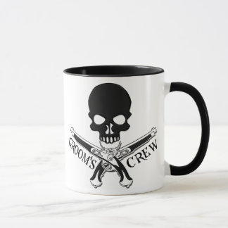 Pirate Groom's Crew Mug