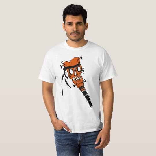 Pirate Guitar 3 T-Shirt