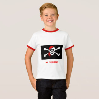 Pirate-head of death T-Shirt